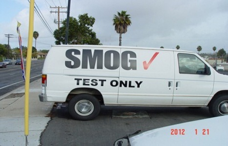 smog check california